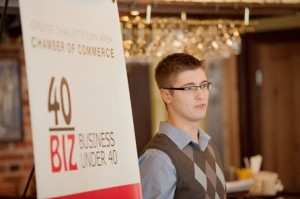 Photo from Biz Under 40 - Bigwig Lunch Time with guest Kevin Murphy